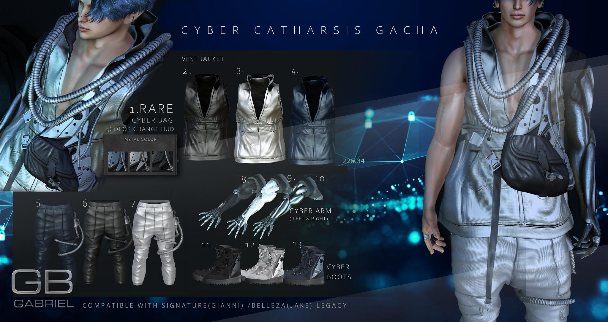 GABRIEL @ Cyber Fair June '21
